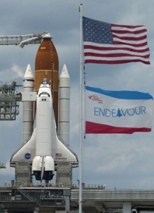 2nd to last shuttle launch