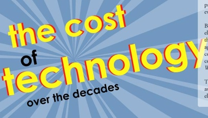 advances in technology moore's law While these advances have required massive investments in research and development, moore's law has remained more or less on target the only question is, what about that fundamental barrier: the atom.