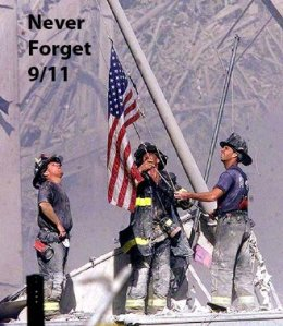 9/11 Raising the Flag