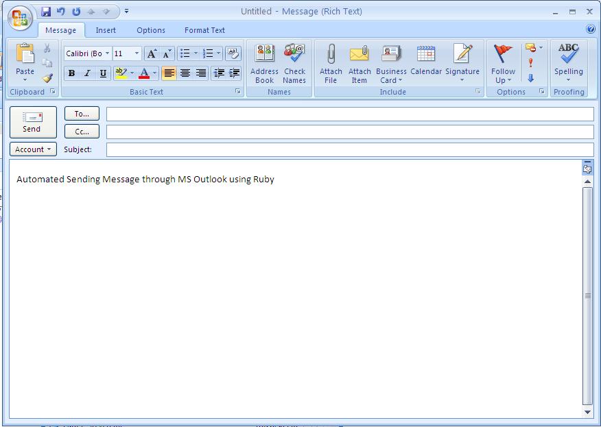 Email Ramblings (2/2)